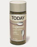 TODAY Espresso в кристаллах 100 г