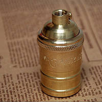Патрон латунный [ Gold ], фото 1