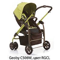 Детская коляска трансформер Geoby C508W-RGCL