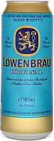 Пиво Lowenbrau lager ж/б 500мл