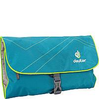 Несессер Deuter Wash Bag II petrol/kiwi (39434 3214)