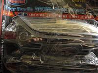 Накладка ручек наружных ВАЗ 2109 ТЮНИНГ (к-кт) ХРОМ № 340
