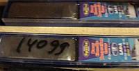 Накладка ручек наружных ВАЗ 2110 - 2112 ТЮНИНГ (сверху закрыты) ХРОМ