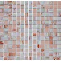 Мозаика для облицовки с авантюрином Vivacer GLmix 25
