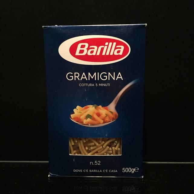 Макаронные Трубочки Barilla Gramigna #52