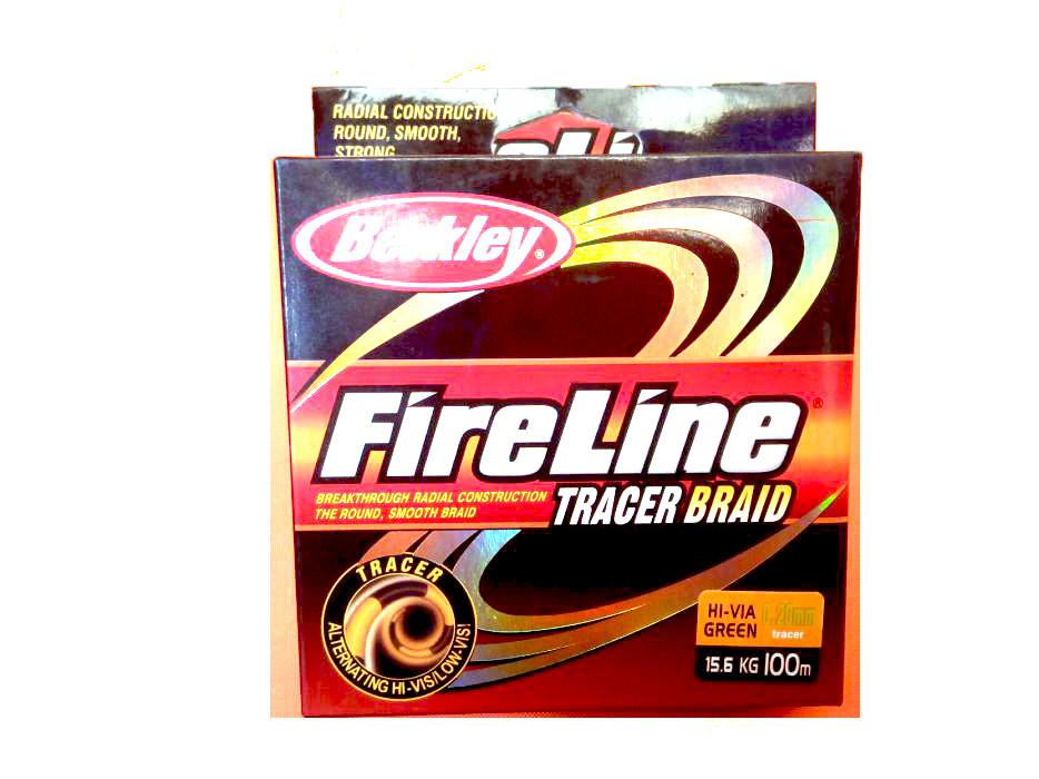"Шнур BERKLEY ""FireLine Tracer Braid"""