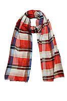 Эфэктный шарф из ткани модал