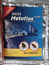 Метофлокс Брос 25 г cредство от мух тарканов оводов Metoflox Bros