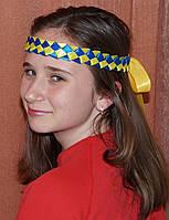 Ободок повязка для волос Украина , фото 1