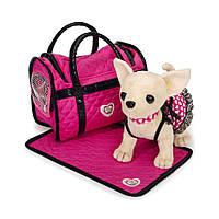 "Мягкая игрушка «Chi Chi Love» (5899700) собачка Чихуахуа ""Розовая мечта (Paris II)"", 20 см"