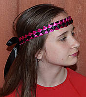 Ободок повязка для волос