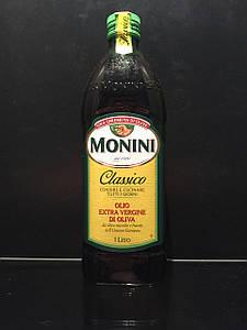 Итальянское оливковое масло Monini Classico 1л (Монини)