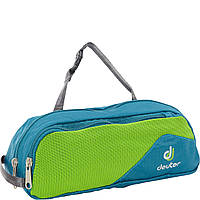 Несессер Deuter Wash Bag Tour I petrol/spring (39482 3219)