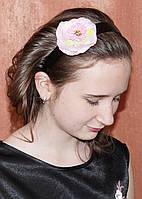 """Обруч для волос """"Цветок"""","""