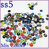Стразы MIX SS-5 1,7мм (стекло)