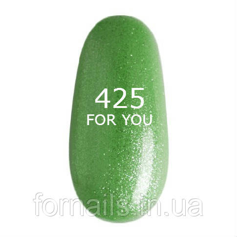 Гель-лак For You №425