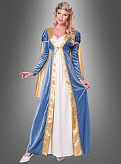 Женский карнавальный костюм императрицы
