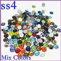 Стразы MIX SS-4 1,5 мм(стекло) Упаковка 720 штук