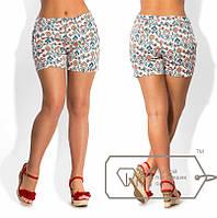 Женские шорты,модель № X4175,размеры 48, 50, 52