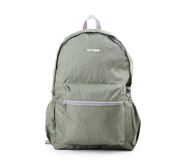 Рюкзак Top Power | хаки вид спереди