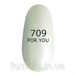 Гель-лак For You №709