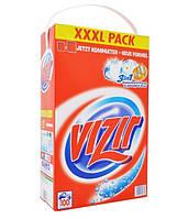 Стиральный порошок Vizir 3 в 1, 100 стирок