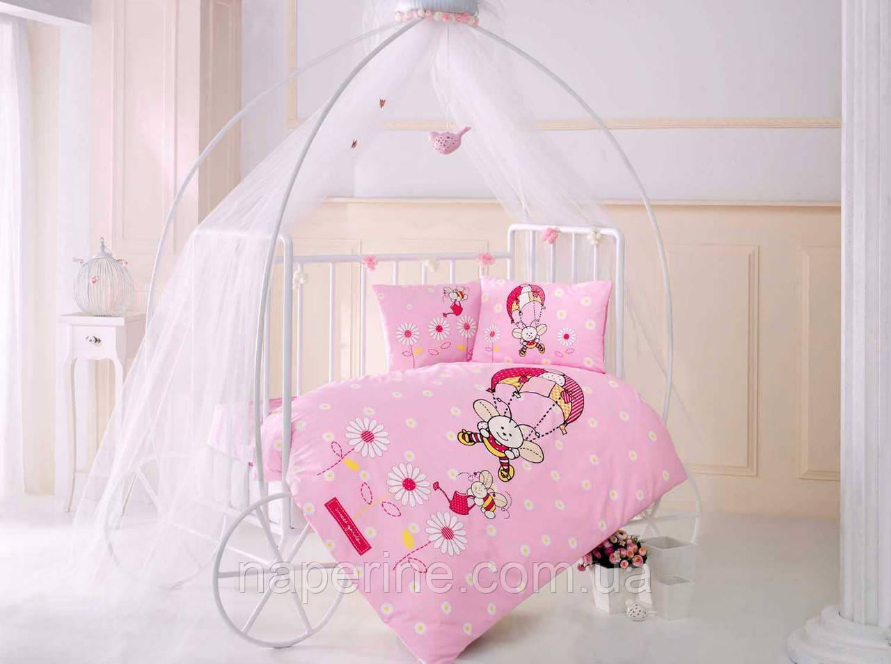 """Комплект постельного белья для новорожденных  Aran Clasy """"Aricik"""""""