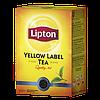 Чай черный Lipton Yellow Label   , 100 г