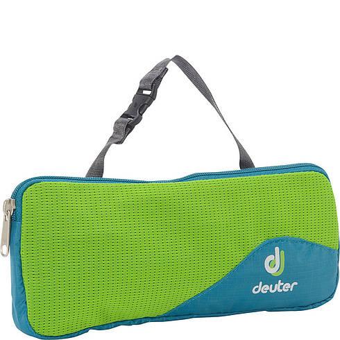 Несессер Deuter Wash Bag Lite I petrol/spring (3900016 3219)