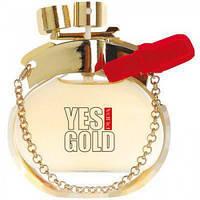 Женская туалетная вода Pupa Yes Gold (Пупа Ес Голд)