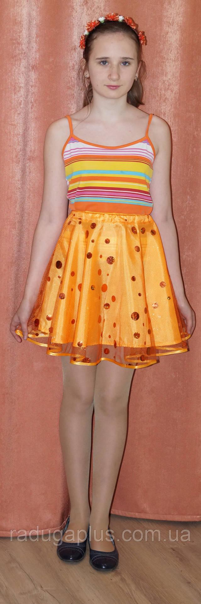 63a077cadab Пышная короткая юбка – прекрасный вариант для летних образов. В тренде  юбочки из легких тканей с воланами и юбки-солнце. Здесь преобладают яркие  принты  ...