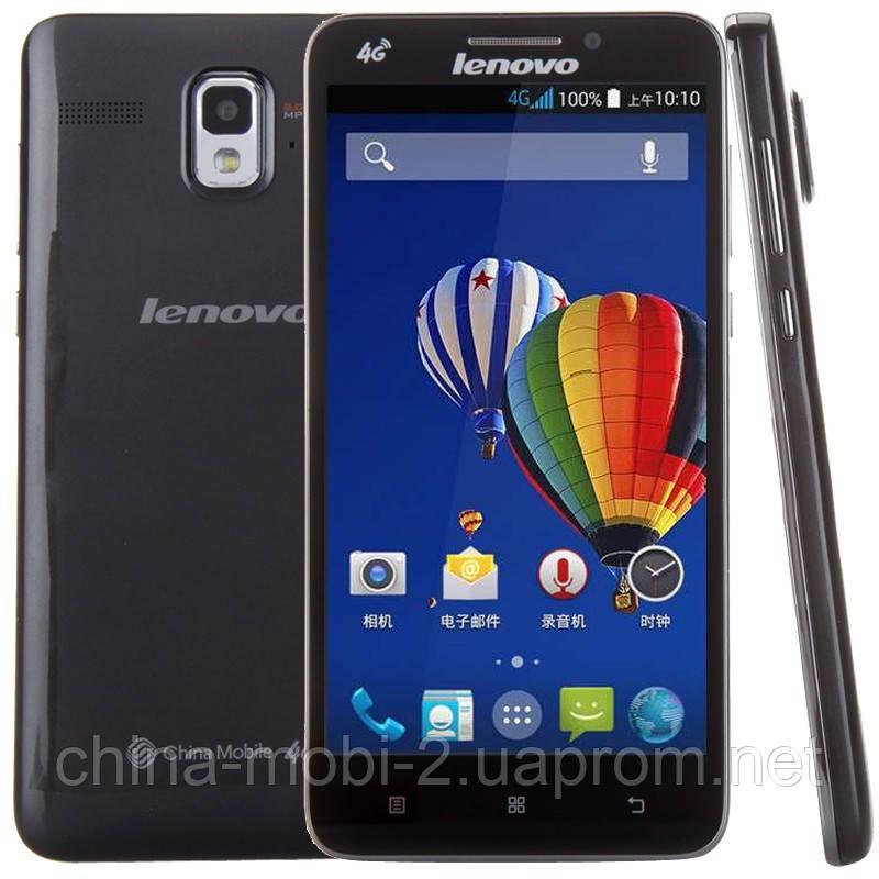 Смартфон Lenovo A688T Black