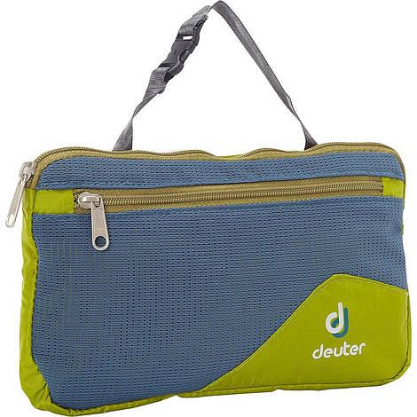 Несессер Deuter Wash Bag Lite II moss/arctic (3900116 2308)