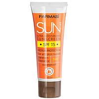 Солнцезащитный крем для тела SPF 15 100 мл