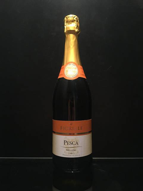 Итальянское Шампанское Фраголино Fragolino Pesca Mellow 0.75л