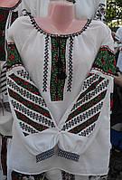 """Жіноча вишита блузка """"Калина"""", фото 1"""