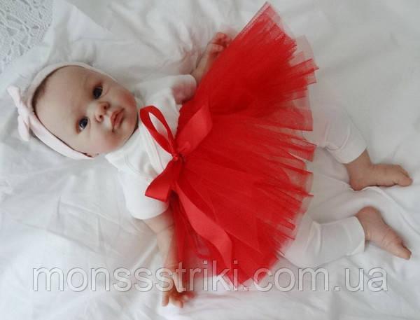 Юбки для новорожденных
