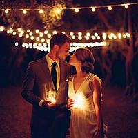 Гирлянда с лампочками, ретрогирлянда