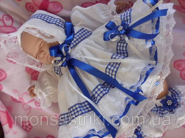 УПлатья для новорожденных девочек