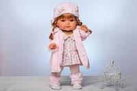 Antonio Juan, кукла Фарита в зимнем пальто, 38 см