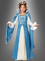 Детское карнавальное платье принцессы