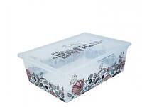 Коробка для хранения вещей Hand Design 25 литров.
