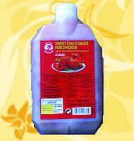 Чили соус,сладкий, к курице, Cock, 4,5л, ДжОМЯ