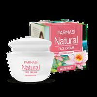 Крем для лица с экстрактом лилии Natural