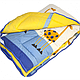 Полуторное шерстяное одеяло  ТЕП, фото 4
