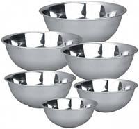 Набор Мисок 6шт, кухонная посуда