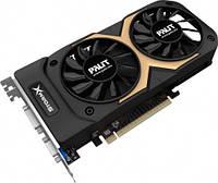 Видеокарта Palit GeForce GTX750Ti StormX Dual 2GB DDR5 128bit
