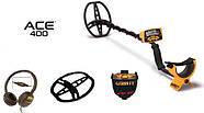 Металлоискатель Garrett Ace 400i максимальный комплект - Официальная гарантия 2 года. Бесплатная доставка!, фото 2