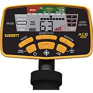 Металлоискатель Garrett Ace 400i максимальный комплект - Официальная гарантия 2 года. Бесплатная доставка!, фото 4