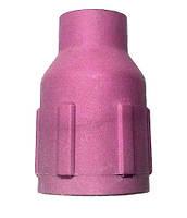 Сопло керамическое d16,0x50 мм для ABITIG с газовым дифффузором